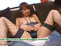 Sakurako hot girl horny Chinese girl gets her pussy licked