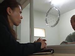 Pretty Yuuki Natsume gets naked for a sensual sex