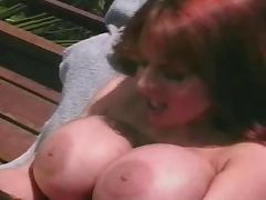 More Vintage Busty Whitney Wonders with Alex Sanders