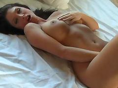 Bedroom, Babe, Bedroom, Big Tits, Boobs, Brunette
