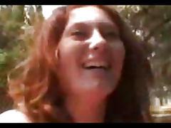 Mylie Moore making room in her fuck holes for huge black