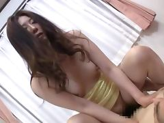 Her Hairy Mature Pussy Grinds Up And Down A Hard Cock