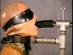 rubber bondage