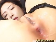 Hatsumi Kudo Hot Asian Babe Enjoys Some part5