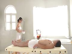 Hottest Special Japanese Massage with Happy Ending