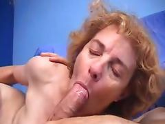 Hairy Granny, Anal, Drilled, French, Hairy, Granny Anal