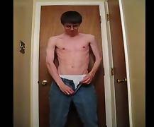 Skinny Nerd Guy