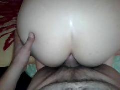 Otro anal con una rica nalgona