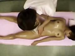 Hidden Camera At the Japanese Massage Parlor