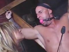 Tyla Wynn gets Redeeming punishment in hot BDSM video
