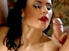 Beautiful Red Lips Double Facial