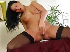 All, Masturbation, Stockings