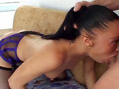 Purple ass temptations