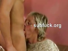 Grandma Has Sex With Her Young Grandson