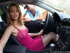 Police, Cop, Fingering, Lesbian, Office, Outdoor