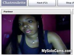 Black girl chatroulette
