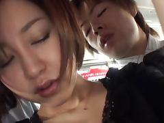 Bus, Amateur, Asian, Bus, Japanese, MILF