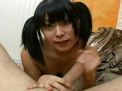 Yuki Mori White Man Bukkake