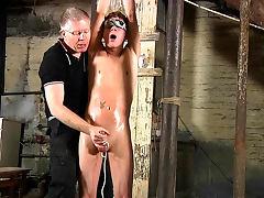 Bailey Onice sucks tasty dick of slender Sebastian Kane