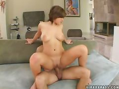 All, Big Tits, Blowjob, Couple, Cowgirl, Handjob