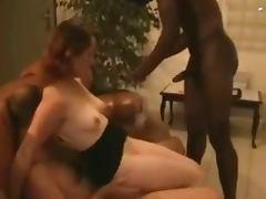 amateur fuck slut interracial threesome