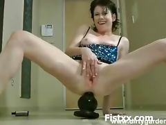 Fist Pegging And Fetish Porn For Sexy Hottie