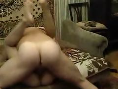 Amateur Mature Russian Couple Hot Fucking