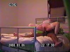 Interracial anal wife rider