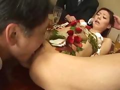 Food, Creampie, Food, Japanese, Sucking