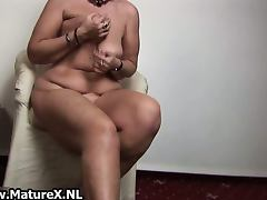 Housewife, Horny, Housewife, Masturbation, Mature, Old