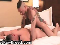 Adam Shell and Luke Thomas in hot gay