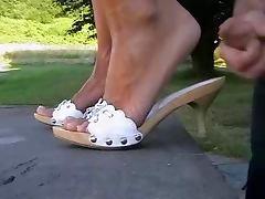 Nice fucking high heels