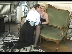 Beautiful Big Tiited MILF Fucked In Office