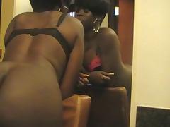 ebony beauty farts