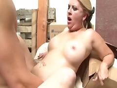 Warehouse CreamPie