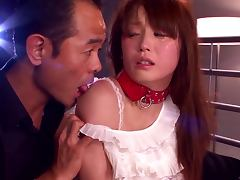 Nanasaki Fuka gets her snatch touched and fucked deep and hard