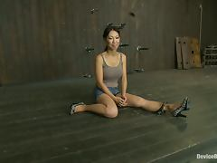 All, BDSM, Bondage, Petite, Tied Up, Hogtied