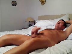sexy daddy cums