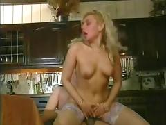 Nikky Swank Offers up Her Soaked Beaver to Claude Spankalot