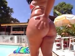 Brazil, Ass, BBW, Brazil