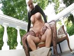 german blonde mom hot fuck