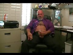 Paja en la Oficina
