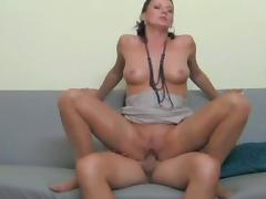 Audition, Audition, Big Tits, Brunette, Casting, Couple