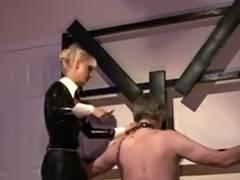 Hair Cut Fetish Femdom