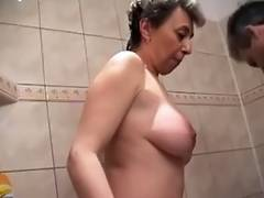 Lascivious mother i'd like to fuck in shower sex