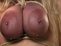 Coarse Breast Thraldom and Lactation porn video