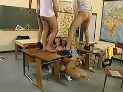 Gli esami anali delle liceali 4 of 4