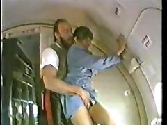 Surprise Aerienne (Airline Surprise) 1992 porn video