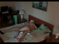 Asian kazakh girl and Russian guy amateur homemade