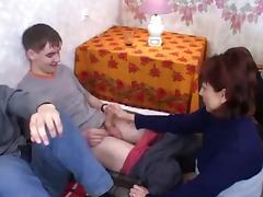 Russian Mam ist heiss